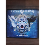 Cd Importado Art Of Anarchy   The Madness   Lacrado  creed