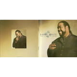 Cd Importado Barry White the Icon Is Love