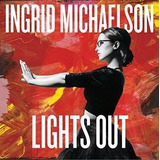 Cd Ingrid Michaelson Lights Out Importado