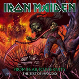 Cd Iron Maiden   From Fear To Eternity The Best Of  lacrado