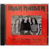 Cd Iron Maiden   Maiden Music Machine 79