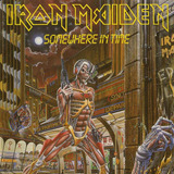 Cd Iron Maiden   Somewhere In Time   99353
