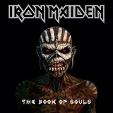 Cd Iron Maiden   The Book Of Souls   2 Cds   2015  989284