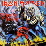 Cd Iron Maiden   The Number Of The Beast  99355
