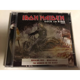 Cd Iron Maiden Rock Am Ring 2005 Sam Records Strings Music