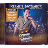 Cd Israel Novaes   Forró Do Israel   Novo