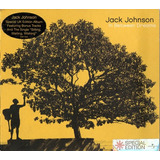 Cd Jack Johnson ¿ In Between Dreams  uk Edition   Bonus