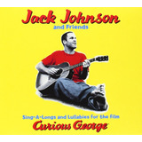Cd Jack Johnson And Friends   Curious George  949118