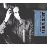 Cd Jack White   Acoustic Recordings 1988 2016  2 Cds