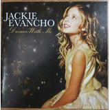 Cd Jackie Evancho   Dream With Me   Amostra Sony