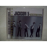 Cd Jackson 5  The Ultimate Collection