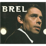 Cd Jacques Brel   Barclay   Novo