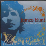 Cd James Blunt Back To Bedlam Original Lacrado