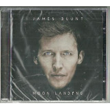 Cd James Blunt Moon Landing 2013 Warner Lacrado