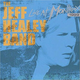 Cd Jeff Healey Live In Montreux Frete Grátis