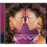 Cd Jennifer Lopez   Brave   Novo