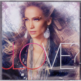 Cd Jennifer Lopez   Love?   Novo