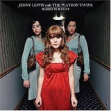 Cd Jenny Lewis With The Watson Twins Rabbit Fur Coat