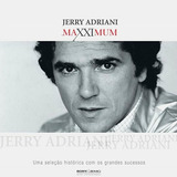 Cd Jerry Adriani   Maxximum   Musica Italiana Jovem Guarda