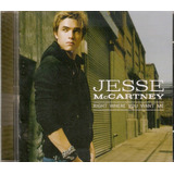 Cd Jesse Mccartney   Right Where You Want Me   Novo