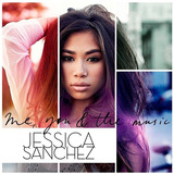Cd Jessica Sanchez Me  You & The Music Importado Novo Ne yo