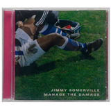 Cd Jimmy Somerville   Manage The Damage   Importado Alemanha