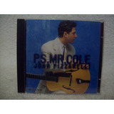Cd John Pizzarelli  P s  Mr  Cole