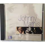 Cd Johnny Mathis - The Ultimate Hits Collection-columbia.