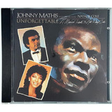 Cd Johnny Mathis - Ungorgettable - He