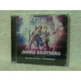 Cd Jonas Brothers  Music From The 3d Concert Experience