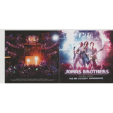 Cd Jonas Brothers Music From The 3d Concert Experience 2009