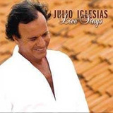 Cd Julio Iglesias  Love Songs