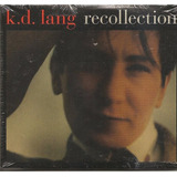 Cd K d  Lang   Recollection 2cds C  Roy Orbison Jane Siberry