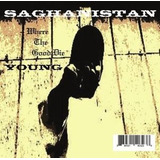 Cd K Dot Saghanistan where The Good Die Young Importado