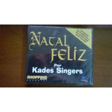 Cd Kades Singers Raríssimo   Feliz Natal Rev  Shopping Music