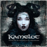 Cd Kamelot   Poetry For The Poisoned   Limited Tour Edition