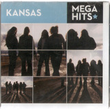 Cd Kansas - Mega Hits - Novo Lacrado ***