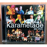 Cd Karametade Ao Vivo   2000