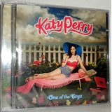 Cd Katy Perry   One Of The Boys