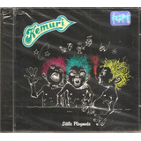 Cd Kemuri - Little Playmate -banda Music Japao Ska Punk Rock
