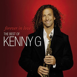 Cd Kenny G   Forever In Love   The Best Of   Lacrado