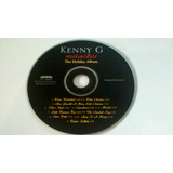 Cd Kenny G   Miracles   The Holiday Album