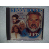 Cd Kenny Rogers  Duets Sheena Easton  Kim Carnes & Dottie