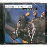 Cd Kenoly Brothers - All The Way 1999 (lacrado)