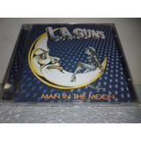 Cd L  A  Guns   Man In The Moon   Br