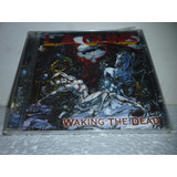 Cd L  A  Guns   Waking The Dead   Br   Novo Lacrado