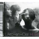 Cd L arc en ciel Heart Importado