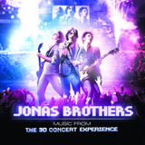 Cd Lacrado Jonas Brothers Music From The 3d Concert Experien