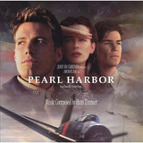 Cd Lacrado Pearl Harbor Music Motion Picture 2001