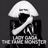 Cd Lady Gaga   The Fame Monster  importado  Duplo